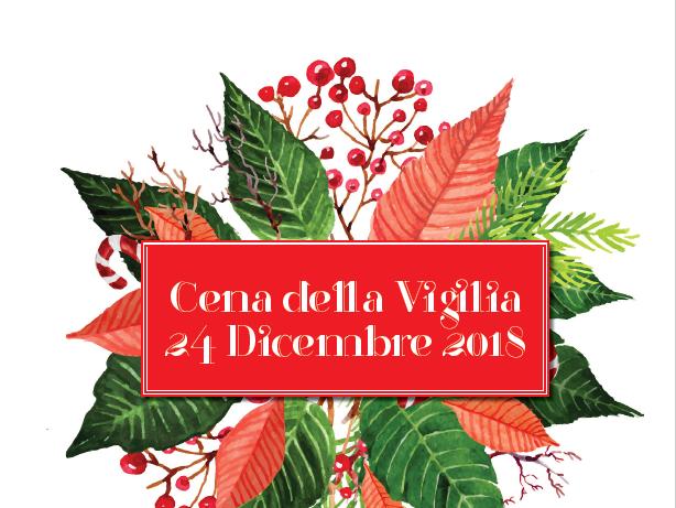 Cena della Vigilia di Natale 2018