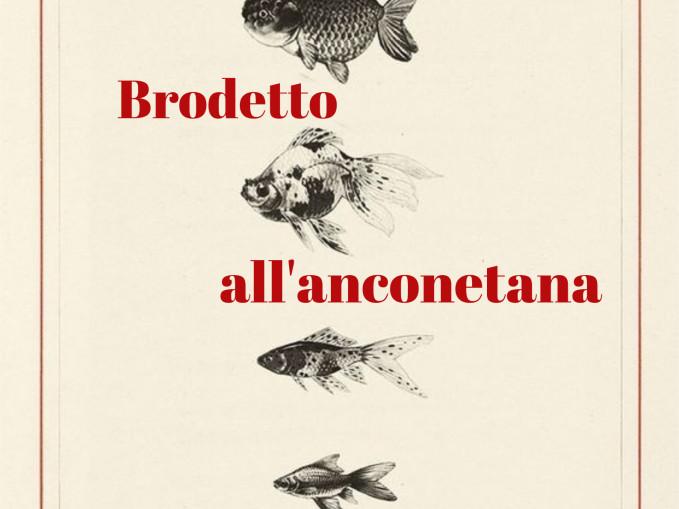 Il Brodetto all'Anconetana